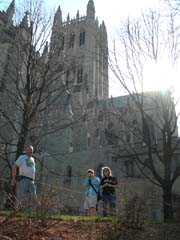cathedral outing